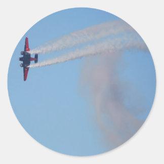Plane (Matt Younkin) Stickers