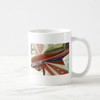 Plane Mug
