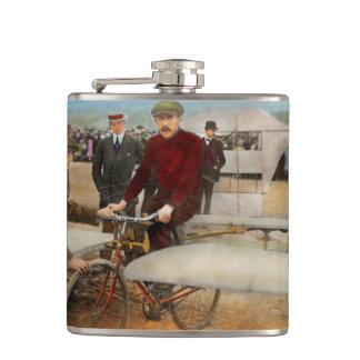 Plane - Odd - Easy as riding a bike 1912 Flasks