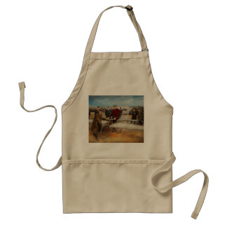 Plane - Odd - Easy as riding a bike 1912 Standard Apron