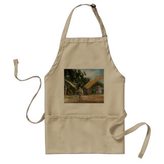 Plane - Odd - The early bird 1910 Standard Apron