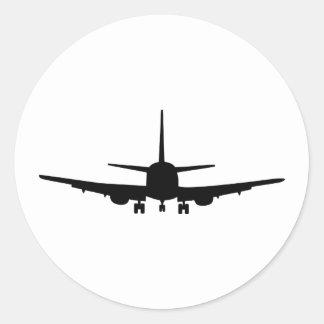 Plane Stickers