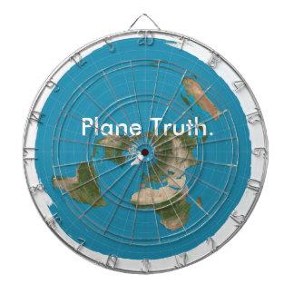 """Plane Truth"" Dart Board"