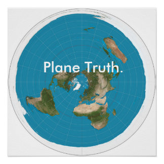 """Plane Truth"" Poster"
