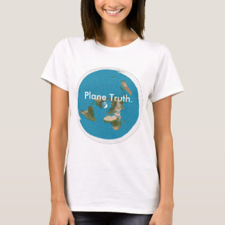 """Plane Truth"" T-Shirt For Women"