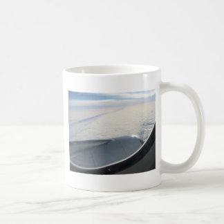Plane view 2 coffee mug