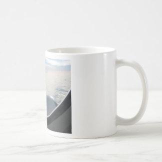 Plane view 2 mug