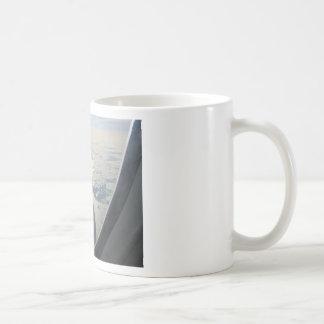 Plane view 3 mugs