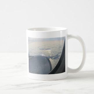 Plane view 3 mug
