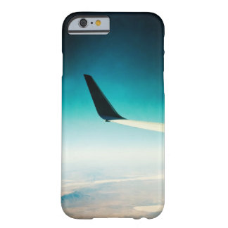 Plane Wing Over Nevada Barely There iPhone 6 Case