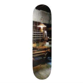 Planer in Machine Shop Skate Deck