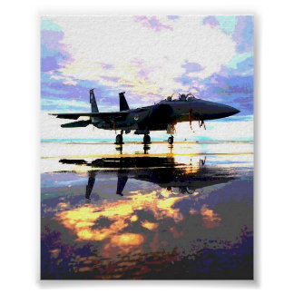 Planes Fighter Jet Poster