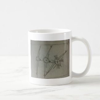 Planes in flight coffee mug