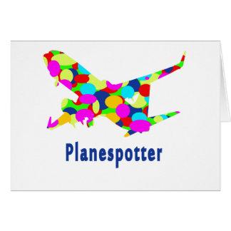 Planespotting Card
