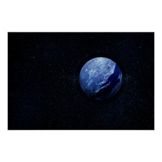 Planet - Baikal Poster