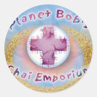 Planet Bob's Chai Emporium Sticker