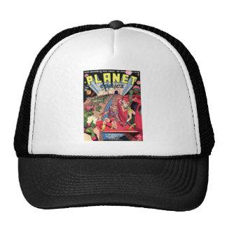 Planet Comics Cap