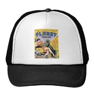 Planet Comics No 20 Mesh Hats