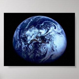 Planet Eart Poster