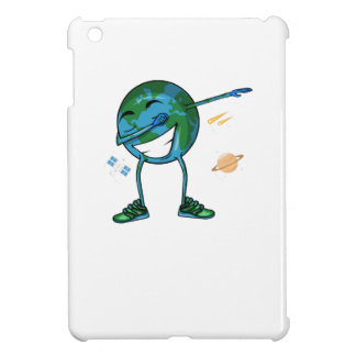 Planet Earth Dabbing Cover For The iPad Mini
