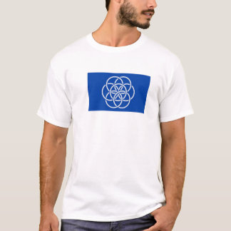 Planet earth flag T-Shirt