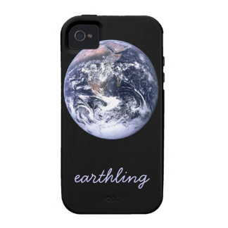Planet Earth iPhone 4/4S Cell Phone Case iPhone 4/4S Cover