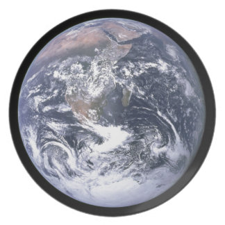 Planet Earth - Our World Dinner Plate
