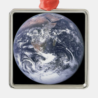 Planet Earth - Our World Metal Ornament
