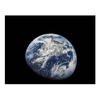 Planet Earth Post Card