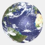 Planet Earth Sticker Sticker