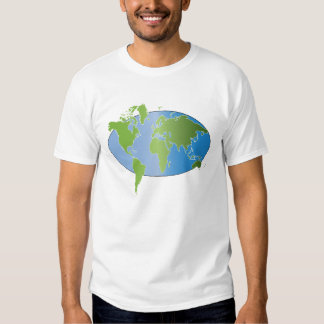 Planet Earth T Shirts