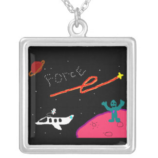 Planet Force necklace