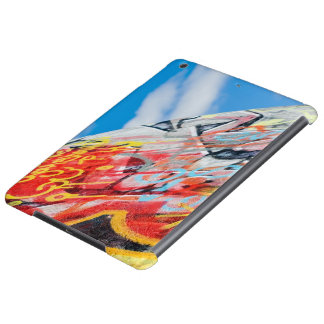 planet graffiti iPad air case