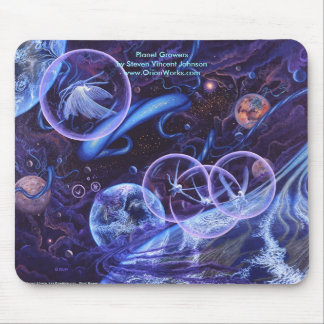 Planet Growers, Planet Growersby Steven Vincent... Mouse Pad
