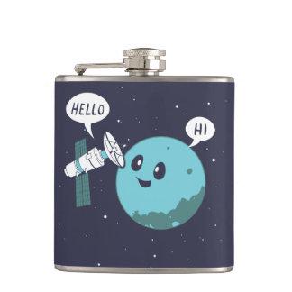 Planet Hip Flask