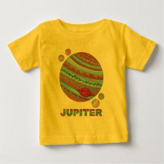 Planet Jupiter And Moons Shirts And Apparel