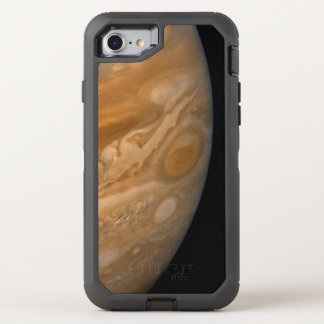 Planet Jupiter and the Great Red Spot OtterBox Defender iPhone 8/7 Case
