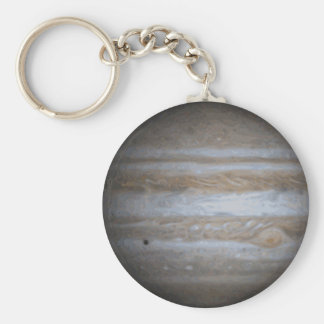 Planet Jupiter Key Ring
