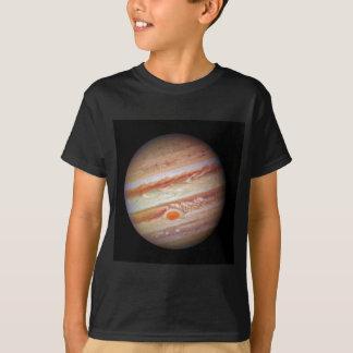PLANET JUPITER ` red spot head on (solar system) ~ T-Shirt