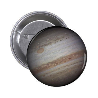 Planet Jupiter Space Button