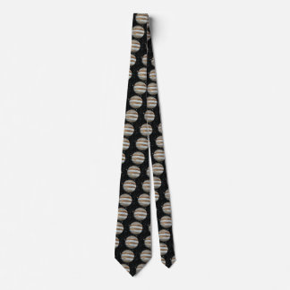 PLANET JUPITER v.2 star background (solar system) Tie