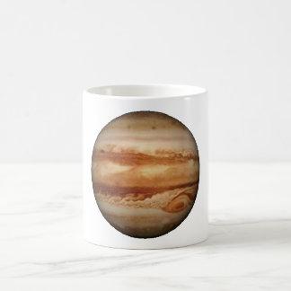 .PLANET JUPITER v.3 (solar system) ~ Basic White Mug
