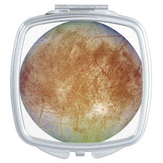 PLANET JUPITER'S MOON EUROPA (solar system) ~ Mirrors For Makeup
