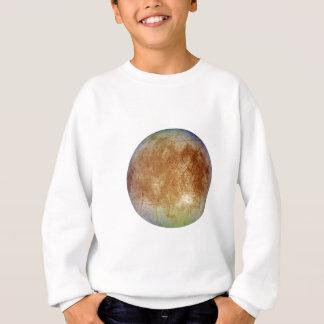 PLANET JUPITER'S MOON EUROPA (solar system) ~ Sweatshirt