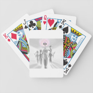 Planet Kromin Bicycle Playing Cards