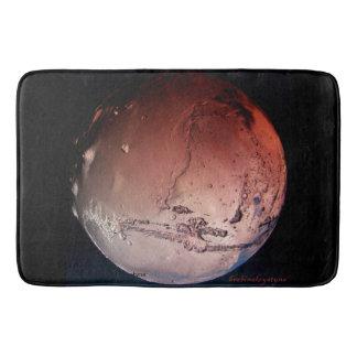 PLANET MARS BATH MAT
