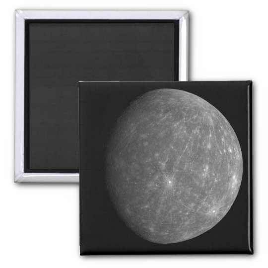 Planet Mercury Magnet