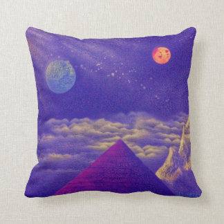 Planet of Mystery Cushion