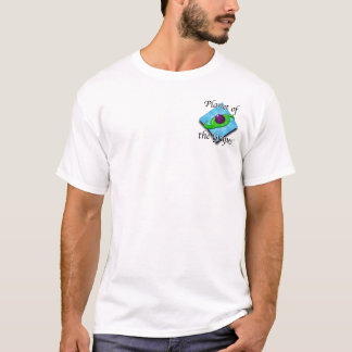 Planet of the Grapes Breast Shirt