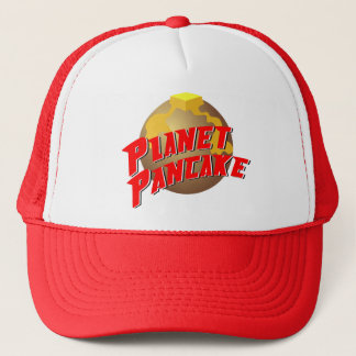 Planet Pancake Hat